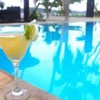 leisure activities, swimming pool, surfing, resort, Indonesia, Sumatra