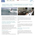 6one5, conference, resort latitude zero conference, rlz, telo islands conference, surfing conference