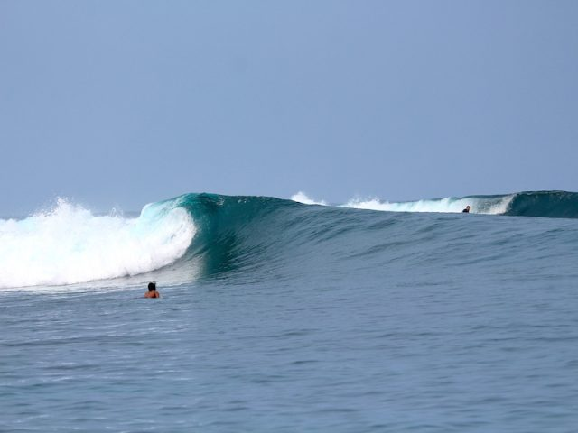 mishos, resort latitude zero, Sumatra, Telo Islands, Indonesia, wave guide