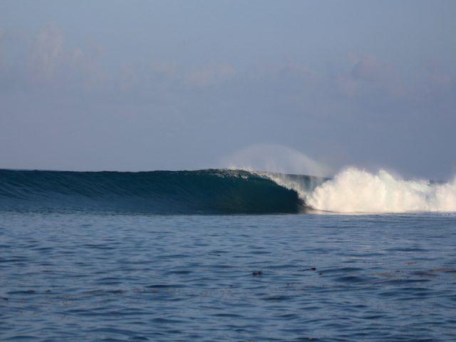 Depth Chargers, wave guide, resort latitude zero, surfing, Telo Islands, Sumatra, Indonesia