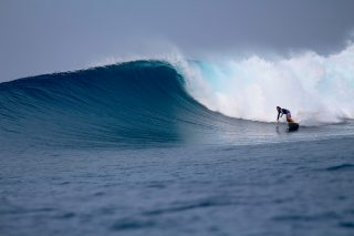 wave guide, telo islands, Sumatra, resort latitude zero, latitude zero, surfing Indonesia, big swell telo islands, Nias