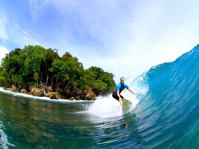 wave guide, Sumatra, telo islands, resort latitude zero, Nias, Mentawai Islands, surf spots Indonesia