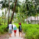 resort latitude zero, village, Telo Islands, Sumatra, Nias, Indonesia, family friendly, natural