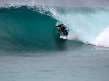 resort latitude zero, tubes, ranga's, telo islands, mangalui, nomad, sumatra, boat trip, tubes