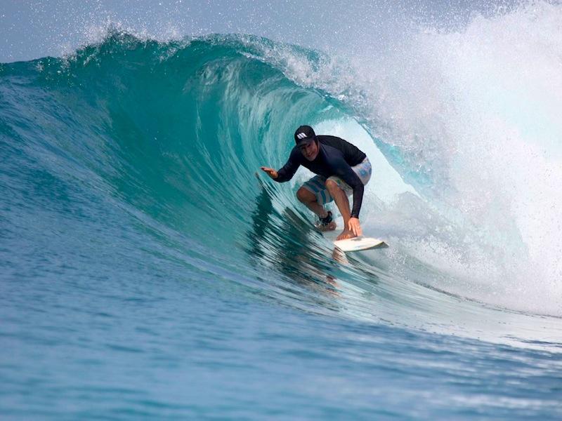 sumatra surf, resort latitude zero, telos, latitude zero, nomad, indo surf resort, rlz