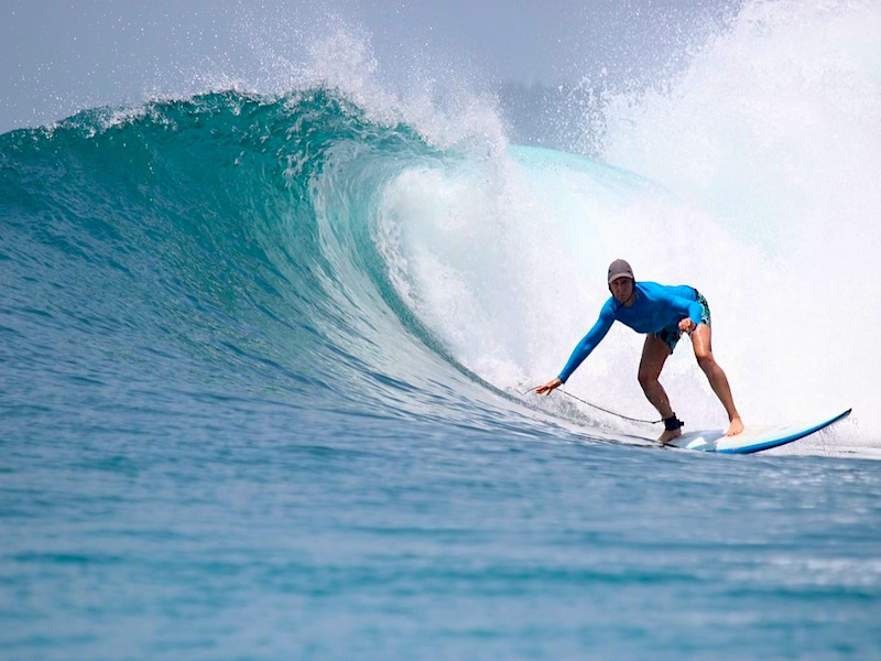 resort latitude zero, rlz, telo islands, latitude zero, surf report, sumatra surfing