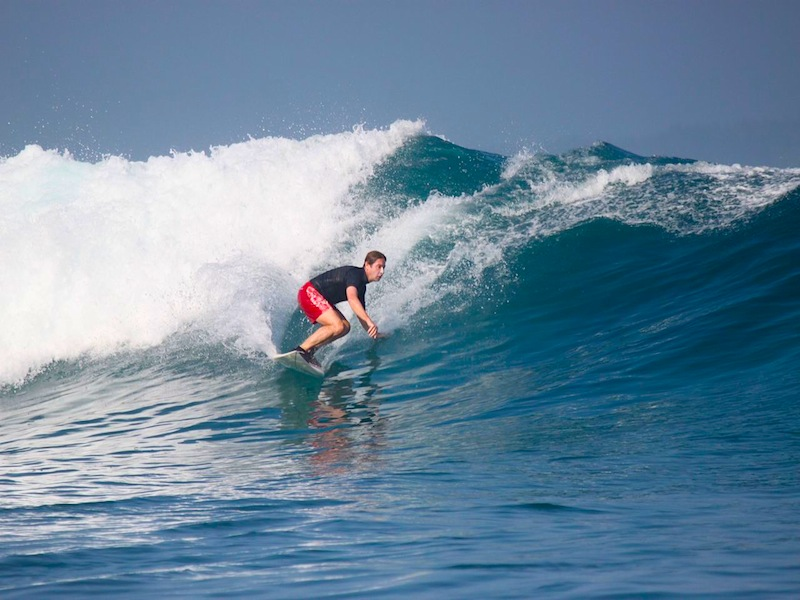 resort latitude, latitude zero surf report, rlz, telo islands, indo tube, mentawai, nomad