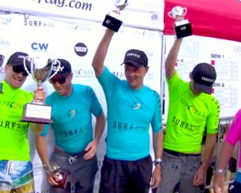 Surfing Lawyers, Win OzForex SurfAid Cup, resort latitude zero, rlz, Telo Islands