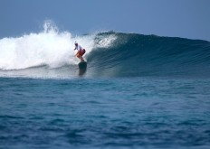 Resort Latitude Zero_Surf Report