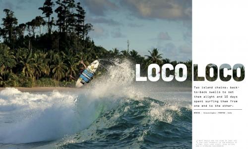 carve magazine, uk surfing, Telo Islands, Sumatra, Mentawai, resort latitude zero, rlz