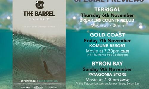 the barrel film, resort latitude zero, telo islands, Sumatra