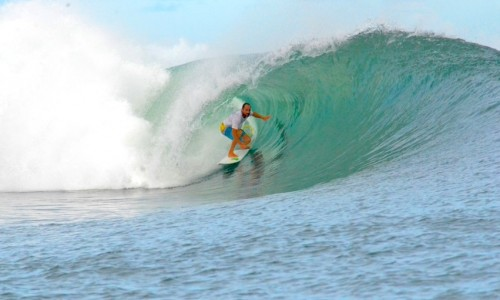 surfing guide, wave guide, Sumatra surf, rlz, Telo Islands, nomad, mangalui, resort latitude zero