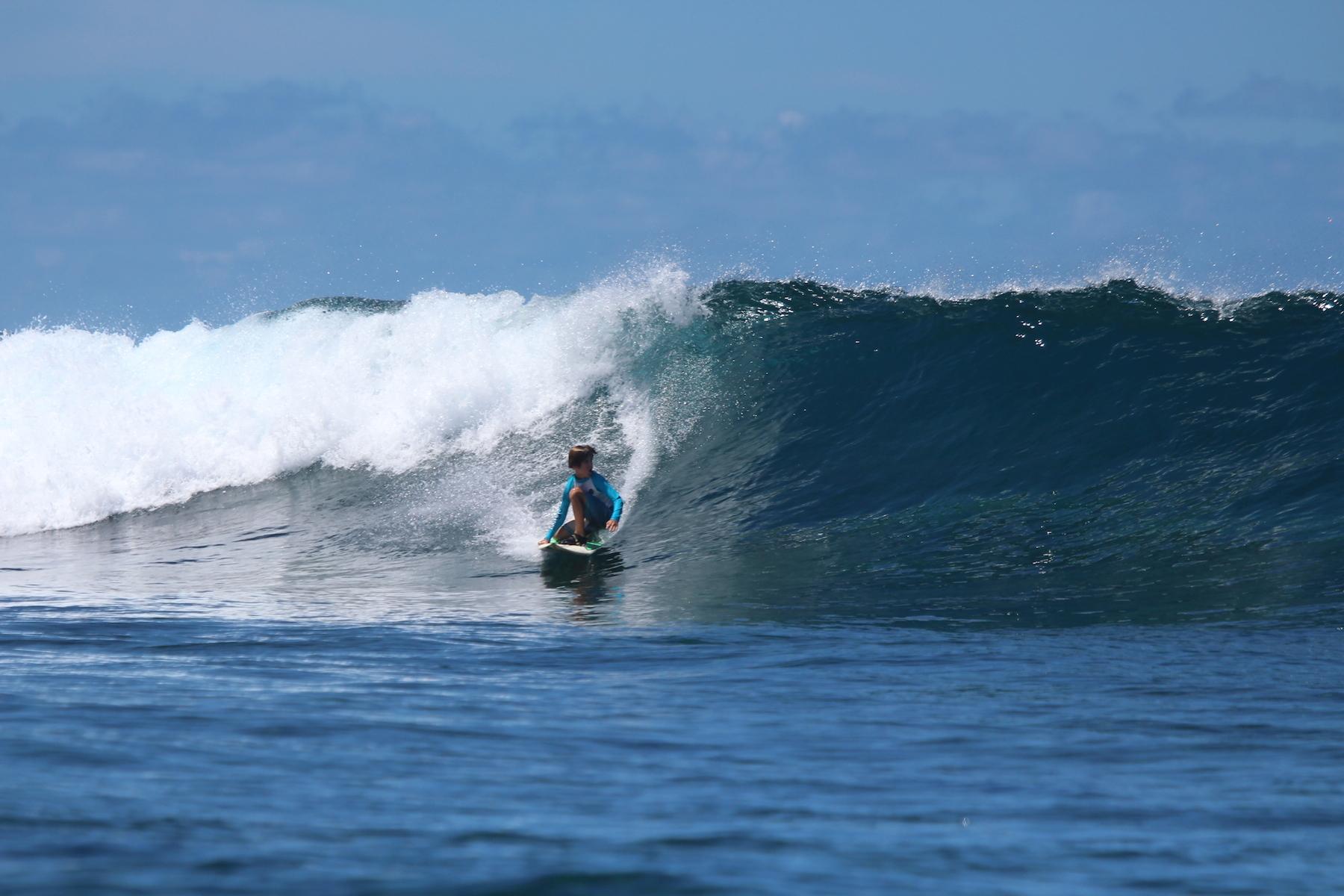 resort latitude zero, Sumatra, Indonesia, latitude zero, Telo Islands, resort, family resort