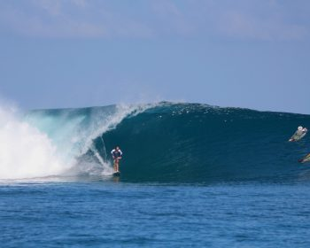 Surf Report, resort latitude zero, Telo Islands, Sumatra, Indonesia, muzzaswell, resort