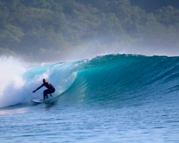 surf, report, resort latitude zero, Telo Islands, Sumatra, Indonesia, family friendly resort
