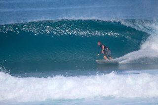 Indonesian Surf Report, resort latitude zero, Telo Islands, Sumatra, waves, sunset, tropical