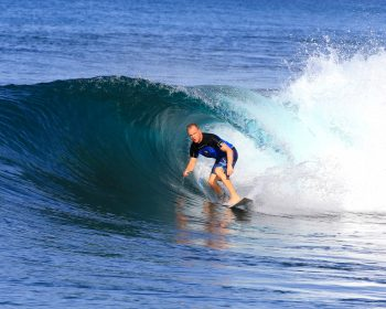 resort, latitude zero, surfing, Telo Islands, Sumatra, Indonesia, holiday, boutique resort, tropical, equator