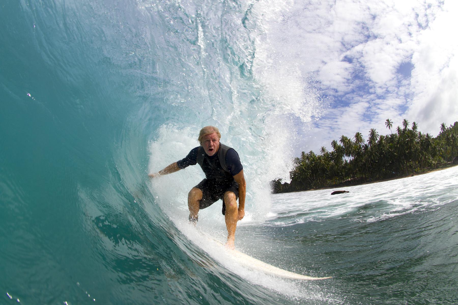 rabbit, surfing, resort latitude zero, rlz, Telo Islands, Rangas, Sumatra