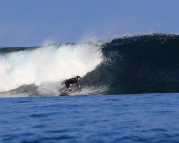 surfing, Telo Islands, Sumatra, resort latitude zero, Indonesia, boutique resort, swill, waves