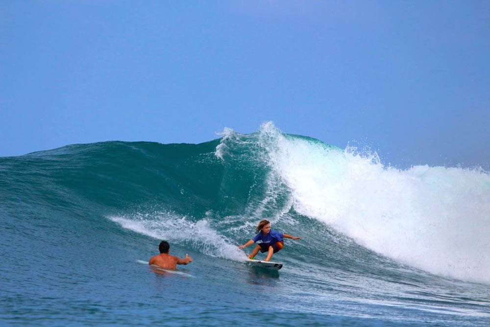 Family Surf Holiday