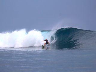 mishos, resort latitude zero, Sumatra, Telo Islands, Indonesia, wave guide