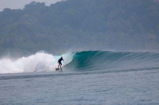 surfing, resort latitude zero, Telo Islands, holiday, tropical, Bali