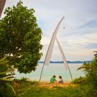 family friendly, surf resort, resort latitude zero, Sumatra, surfing, holiday, Indonesia