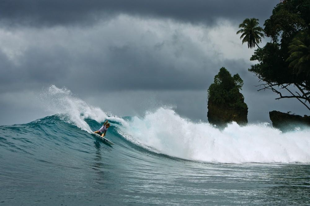 Conner Coffin, surfing, hurley, resort latitude zero, telo islands, pro