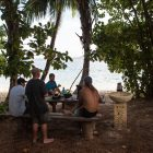resort latitude zero, surfing, Indonesia, Sumatra, resort, gallery, Telo Islands