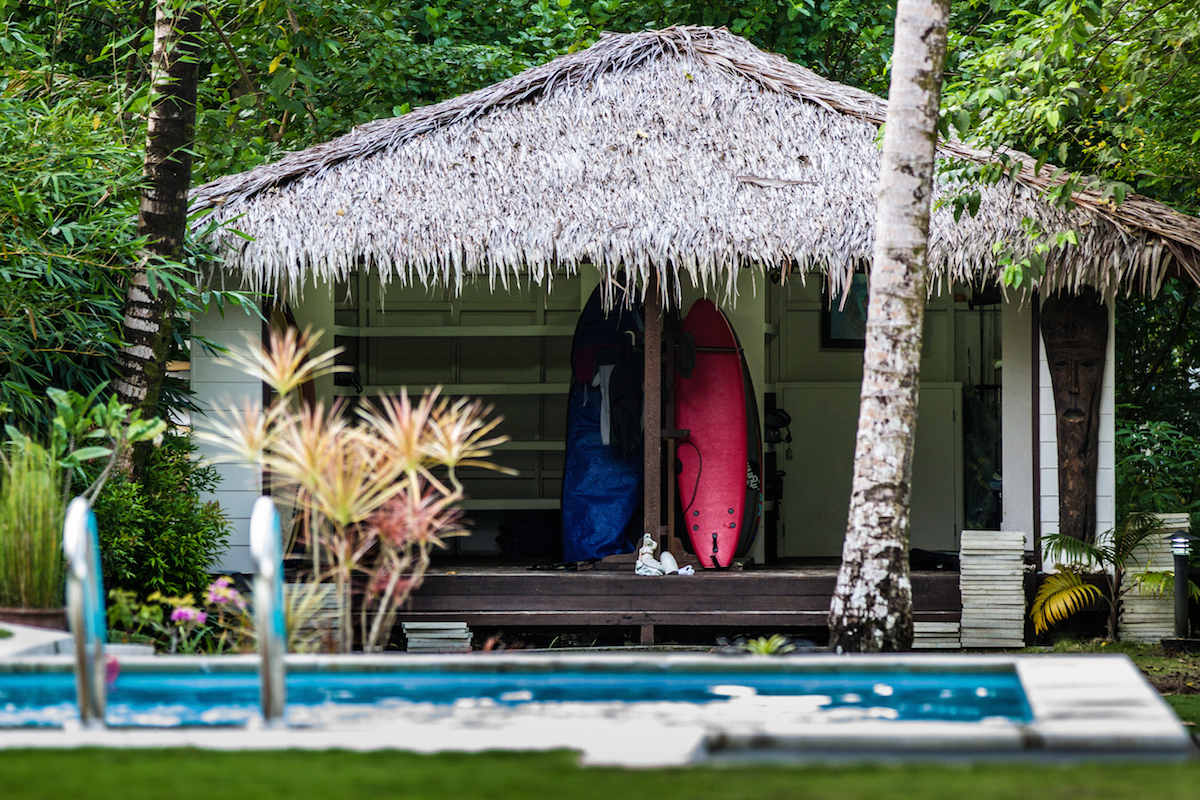 resort latitude zero, surfing, Indonesia, Sumatra, resort, gallery, Telo Islands