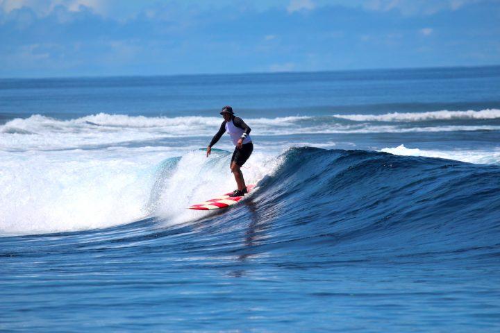 resort latitude zero, Sumatra, surfing, resort, Indonesia, tropical, surf report, Mangalui