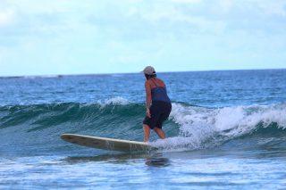 resort latitude zero, surfing, Sumatra, Indonesia, summer season, christmas