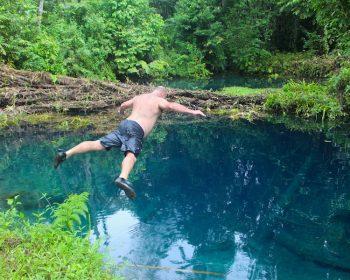 resort latitude zero, Telo Islands, Sumatra, Indonesia, resort, holiday, summer season, fun, waves, blue pools, leisure activities