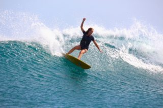 resort latitude zero, surfing, Sumatra, Indonesia, tropical, equator, guide, holiday, fun
