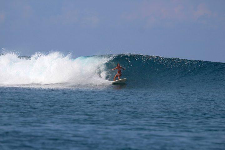 resort latitude zero, surfing, Sumatra, Indonesia, holiday, tropical, equator, report
