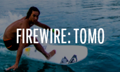 Tomo, surfboards, tracks magazine, resort latitude zero, Nomad, yacht, Indonesia