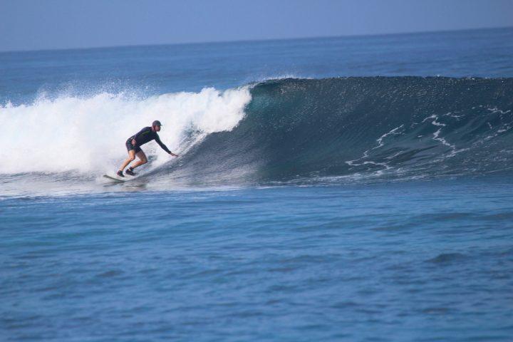 resort, Telo Islands, Indonesia, tropical, holiday, equator, surf report, surfing