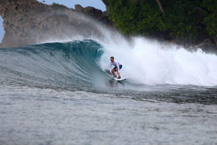 Telo Islands, Sumatra, Indonesia, surf report, resort latitude zero, holiday, surfing, fishing