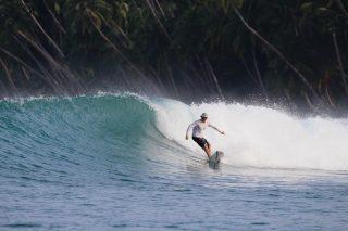 resort latitude zero, surfing, Indonesia, Sumatra, tropical, family, holiday