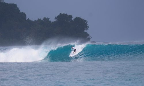 resort, surfing, telo islands, tropical, surf report, resort latitude zero, Indonesia