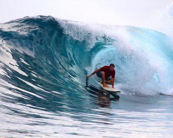 surfing, resort latitude zero, Indonesia, tropical, holiday, surf report, Telo Islands, waves, Mangalui, Nomad