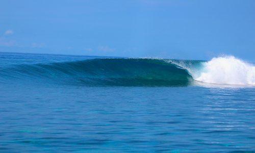 resort latitude zero, surfing, sumatra, Indonesia, tropical
