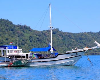 Nomad, yacht, charters, surfing, boat, Indonesia, fun