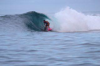 resort, surfing, telo islands, tropical, surf report, resort latitude zero, holiday, swell, fun, Indonesia