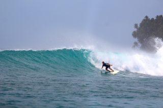 resort latitude zero, surfing, Indonesia, Sumatra, tropical, holiday, Telo Islands