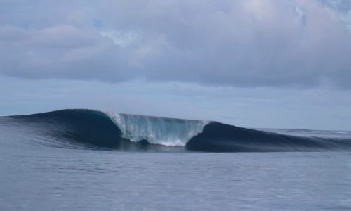 surfing, resort latitude zero, Indonesia, Telo Islands, holiday, waves, report