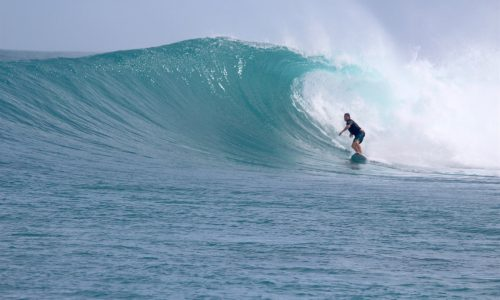 resort, surfing, resort latitude zero, surf report, waves, Telo Islands, Sumatra, Indonesia