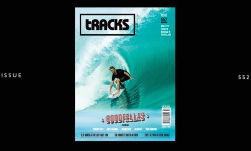 Tracks Magazine, surfing, Indonesia, Mangalui, yacht charter
