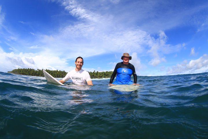 resort latitude zero, surfing, tropical, resort, Telo Islands, Indonesia, swilly, Tracks Magazine, Coastal Watch