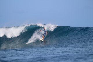 resort latitude zero, surfing, Indonesia, report, Telo Islands, Sumatra, holiday, family, waves